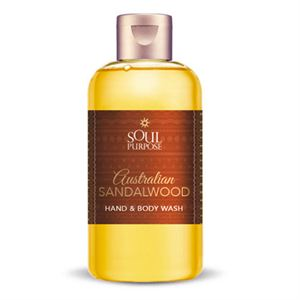 Picture of Australian Sandalwood Body Wash - 8 oz