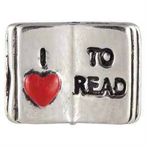 Picture of I Love To Read Charm