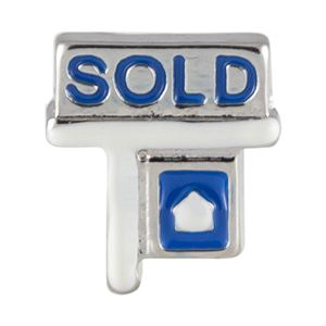 Picture of House Sold Charm