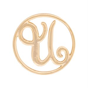 Picture of Gold 'U' Large Screen